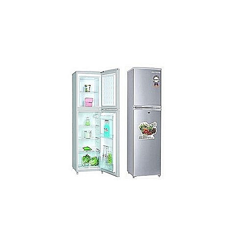 Polystar Double Door Refridgerator PV-DD 250L