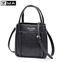 Designer Handbags On Sale Black Messenger Bags In Discount PU Leather Shoulder  Bag For Women( e7e0a30bc0