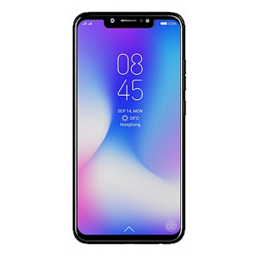 Camon 11 (CF7) 6.2-Inch Super FULLVIEW (3GB, 32GB ROM) Android 8.1 Oreo, (13MP + 2MP) + 16MP Dual SIM 4G LTE Face ID Smartphone - Midnight Black