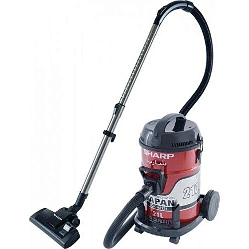 Sharp Drum Vacuum Cleaner