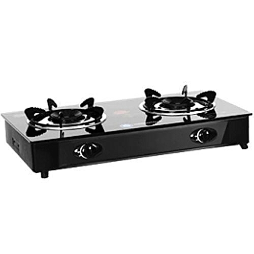 Table Top Gas Cooker With Glass Top