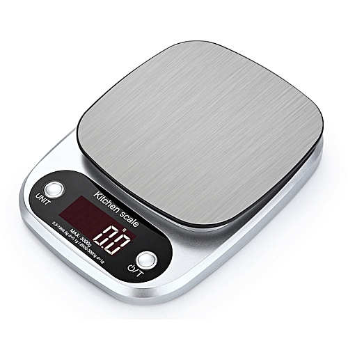 Accurate Digital Kitchen Scale 5Kg/0.1g Small Food Scale Gram Electronic Scale