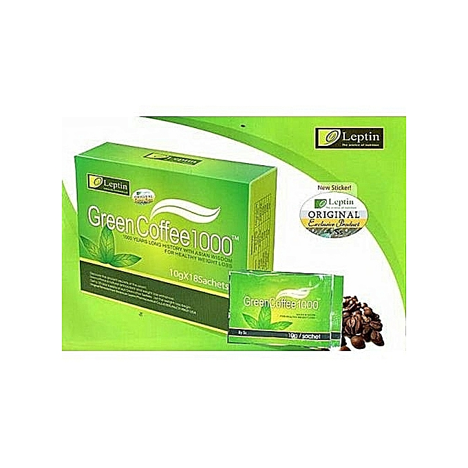... Leptin Green Coffee 1000,super Weight Loss Tea For Slimming