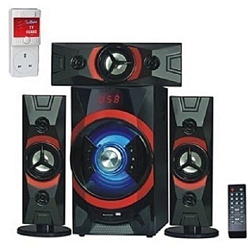 Bluetooth Home Theatre System + Power Surge