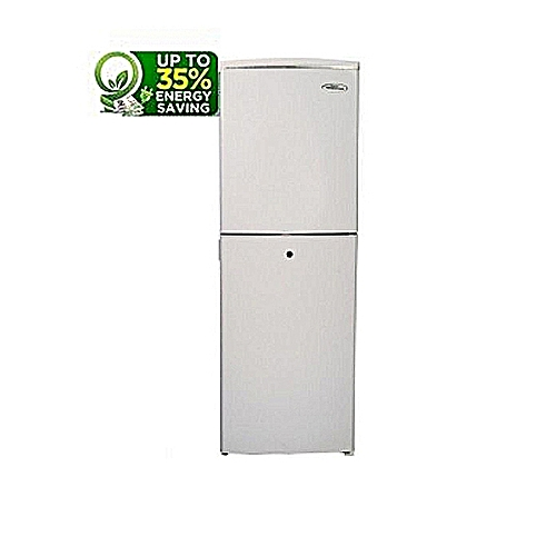Double Door Refrigerator R6 SLV (Energy Saving) - HRF-180AEX
