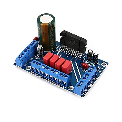 DC 12V Four Channel 4 * 41w Audio Power Amplifier Board BTL PC Car Circuit
