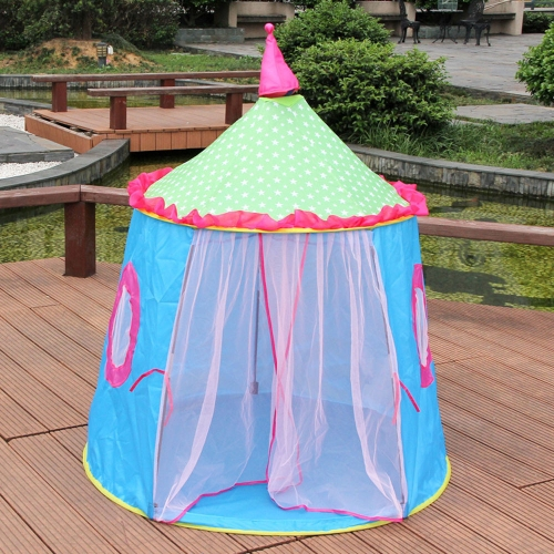 Generic Correponde Castle Children Tent House Of Games For Kids Funny Portable Tent Baby Playing BU & Generic Correponde Castle Children Tent House Of Games For Kids ...