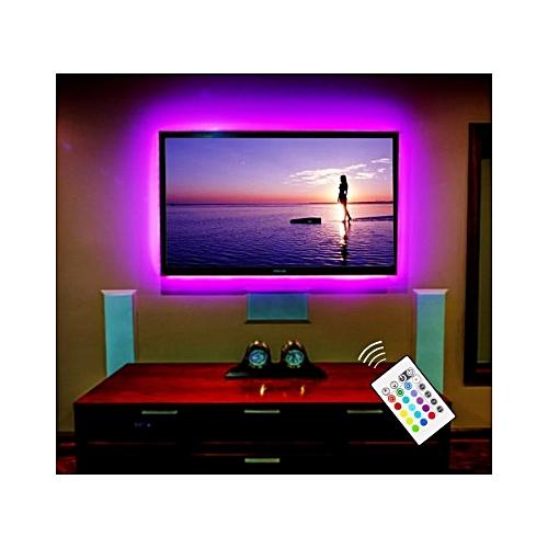 USB Flexible Cuttable LED Light Strip TV Background Light