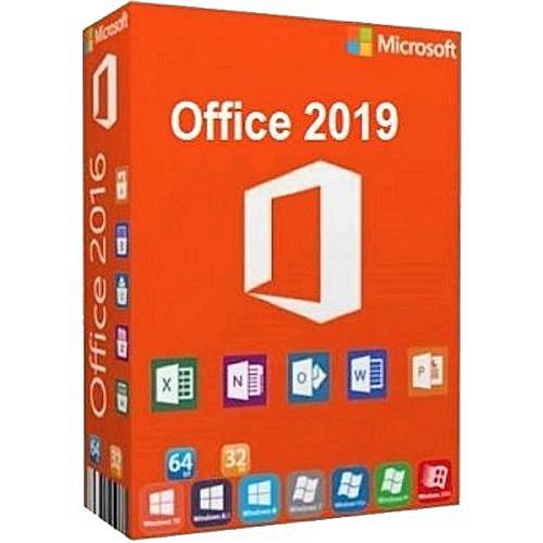 Microsoft Microsoft Office 2019 Pro Plus Download Version Jumia