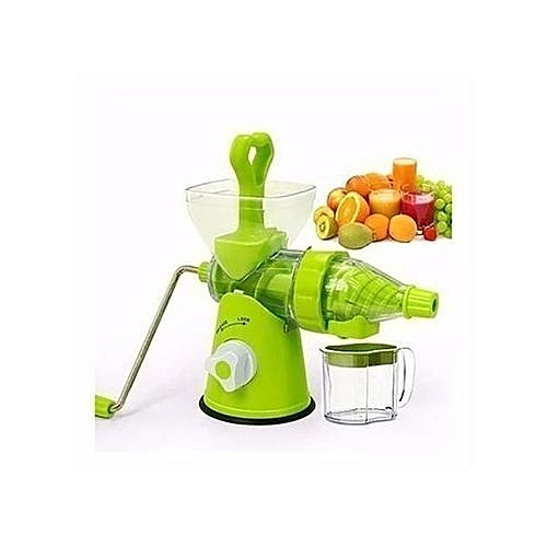 Manual Fruit Juicer And Extractor- Multicolour