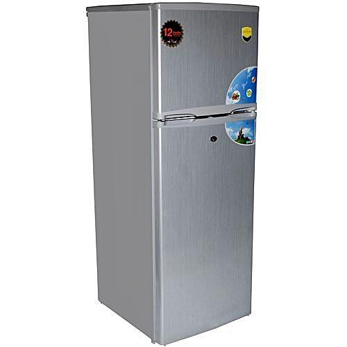 NX-225 Refrigerator (180 LTR) - Silver
