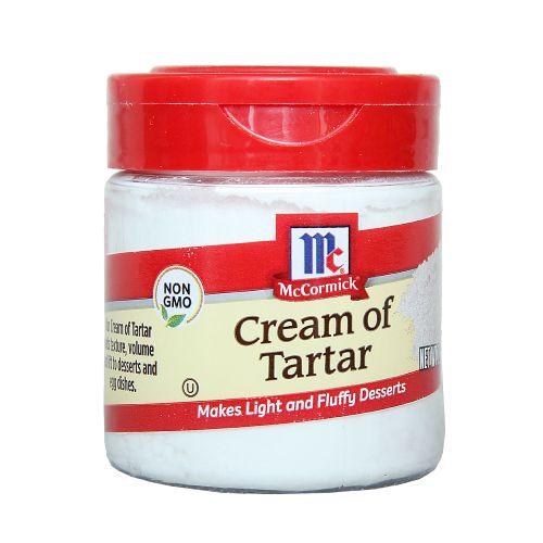 Creme of tartare