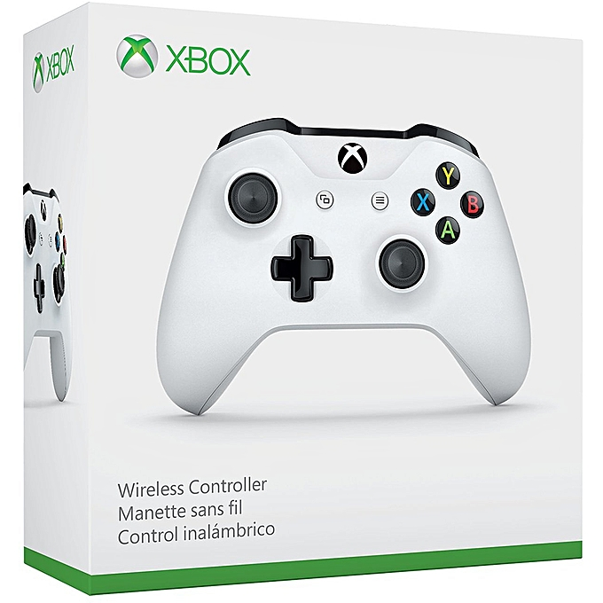 Xbox One X / One S & Xbox One Controller - Wireless Pad - With Bluetooth &  Textured Grip - 2019 Latest Edition- Black