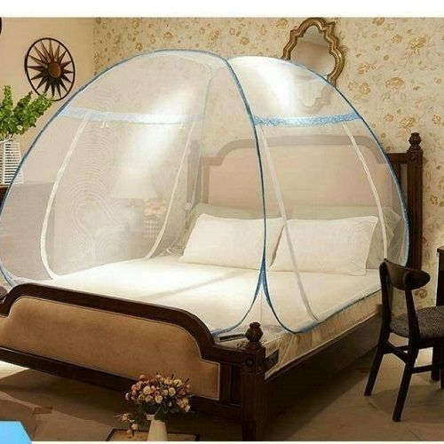 Foldable Mosquito Net Tent - 6 X 6 Bed & Buy Foldable Mosquito Net Tent - 6 X 6 Bed @ Best Prices Online ...