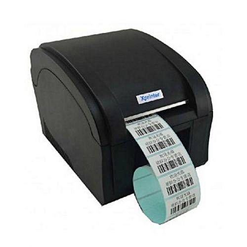 Thermal Barcode Label Printer XP-360B (Black)