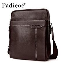 9eb767b1157 Men Bag Men  039 s Messenger Bag Shoulder Bags Men Leather