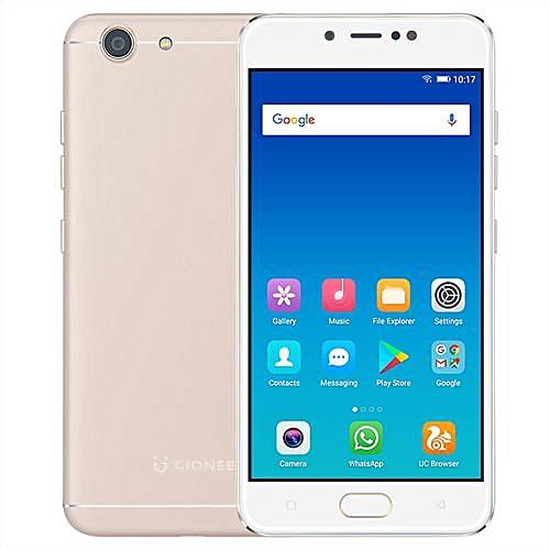 S10 Lite 5.2-inch (4GB, 32GB ROM) Android 7.1, 3100mAh, 13MP + 16MP, 4G LTE Smartphone - Gold