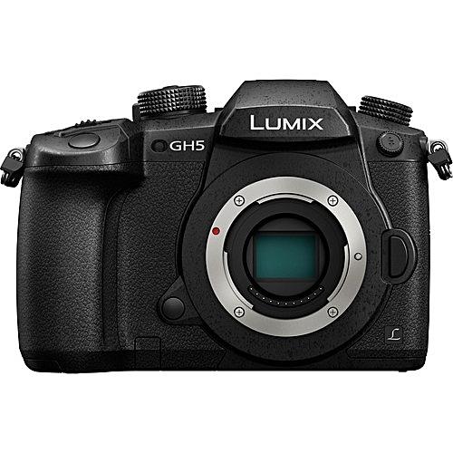 LUMIX G DC-GH5 Mirrorless Digital Camera (Body Only)