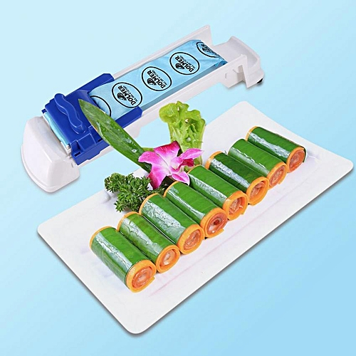 Plastic Vegetable Meat Rolling Tool Sushi Meat Roller Kitchen Home Party Wedding Use