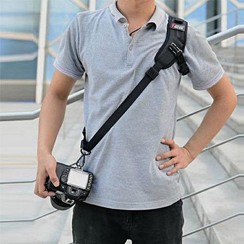 Focus F-1 Quick Rapid Carry Speed Soft Pro Shoulder Sling Belt Neck Strap For Camera SLR DSLR