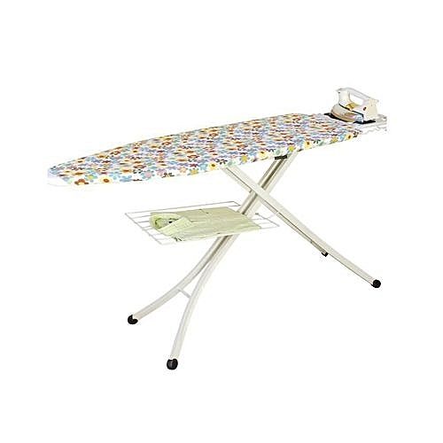 Cushioned Ironing Board With POWER Cord