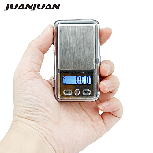 Smallest Pocket 200g 0.01g Digital Scale LCD Display Jewelry Gold Balance Weight Scale Gram Portable Electronic Scale 20% Off