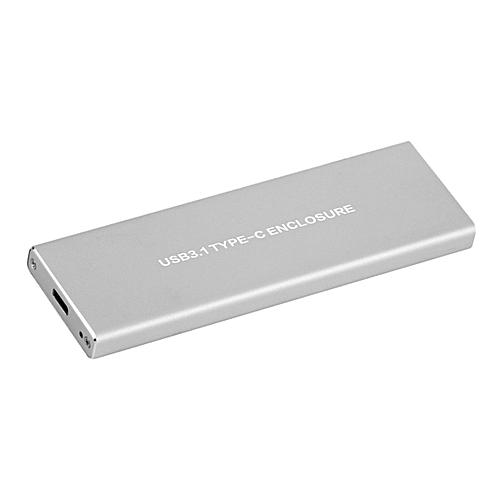 NVME USB3.1 TO PCI-E NVNE NGFF SSD HDD Enclosure C3.1 M.2 To USB
