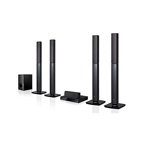 1000W Bluetooth DVD Home Theatre + Free HDMI Cable