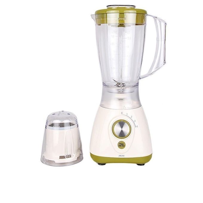 akai akai electric blender with mill bd018 a buy online jumia nigeria. Black Bedroom Furniture Sets. Home Design Ideas