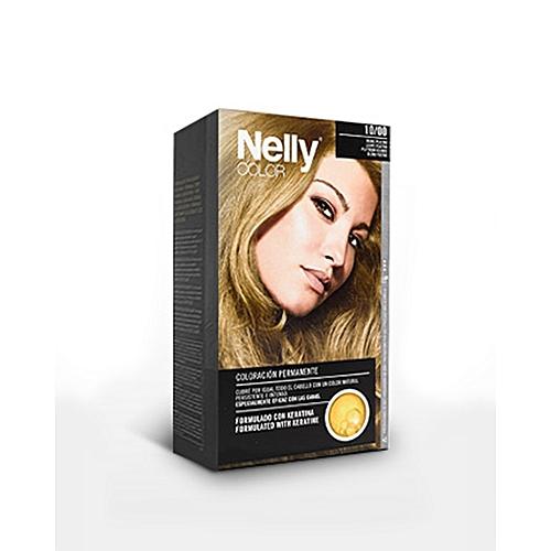 Nelly&co Natural Color Hair Dye - 10/00 Platinum Blonde   Jumia.com.ng