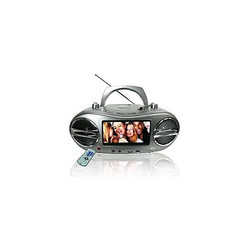 Video DVD And Radio Player