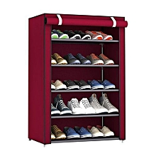 8c554b73a16f Shoes Rack With A Fabric Cover