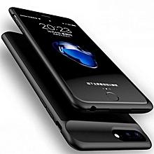 iphone 7 case jet black screen protector 360