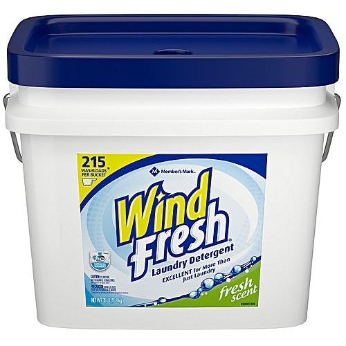 Wind Fresh Laundry Detergent 215 Wash