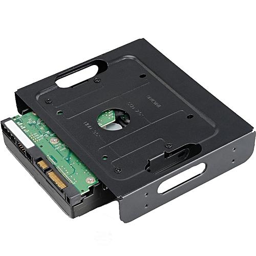 """Akasa AK-HDA-01 SSD HDD Converter Fits 3.5""""2.5'' Hard Drive To 5.25"""" PC Bay Tools Drive Bay"""