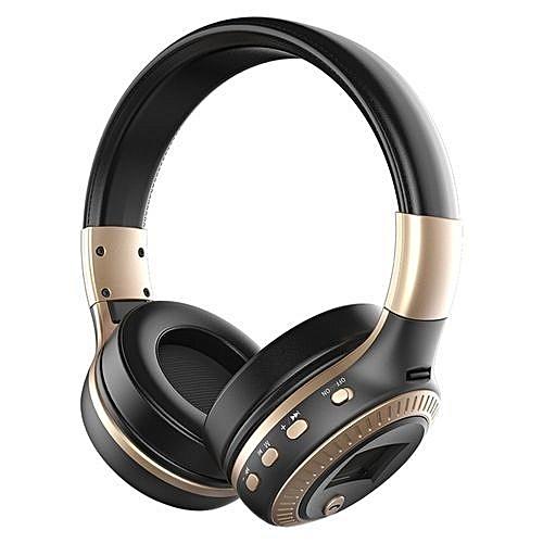 ac1ce43b1da Zealot B19 Bluetooth Headphone Wireless Stereo | Jumia NG