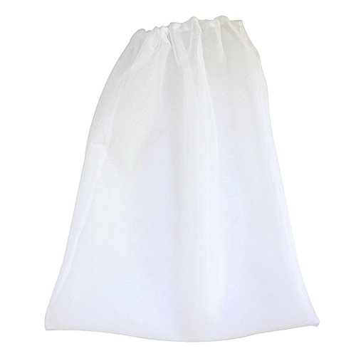 Extra Large Size Reusable Drawstring Mesh Filter Bag Safety Material Wide Opening Design For Juicing Straining Sprouting