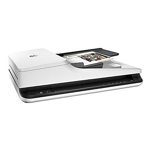 Hp ScanJet Pro 2500 F1 Flatbed Office Scanner