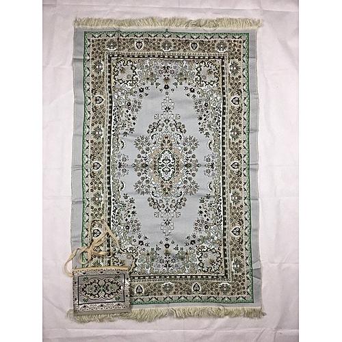 Muslim Prayer Mat With Bag For Travel Bag Prayer Mat ,Islam Prayer Rug With Bag Sets HGV-033