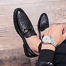 Generic Oxford Shoes - Black for sale  Nigeria