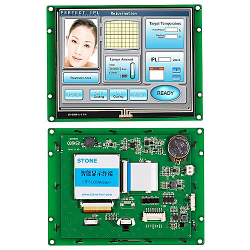 """5.6"""" TFT LCD Module With Programmable Touch Screen"""