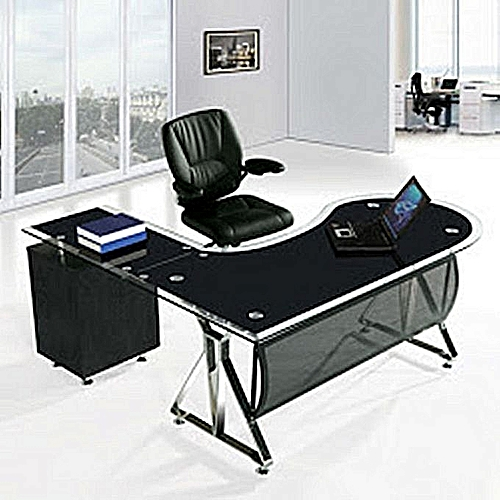 Yatian Glass Executive Table (Lagos Delivery Only)