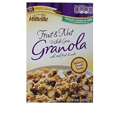 Fruit & Nut Granola - 454g