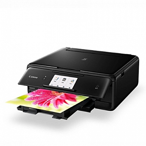 MFP PIXMA TS8040 - (Print Photos, Scan & Copy) AIO Printer - Black
