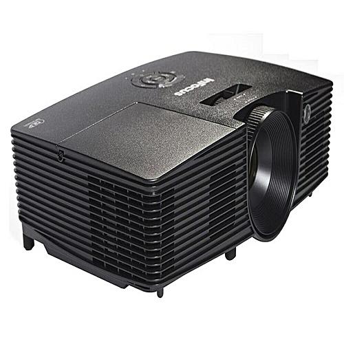 IN116xa – DLP Projector – Portable – 3D – 3800 Lumens