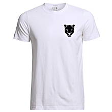 25d7589ded6 Nero Panther T-shirt - White