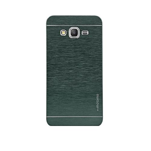 the latest b32bf 8fa6a Samsung Galaxy ON7 Case, Brushed Metal Case Cover For Samsung Galaxy ON7