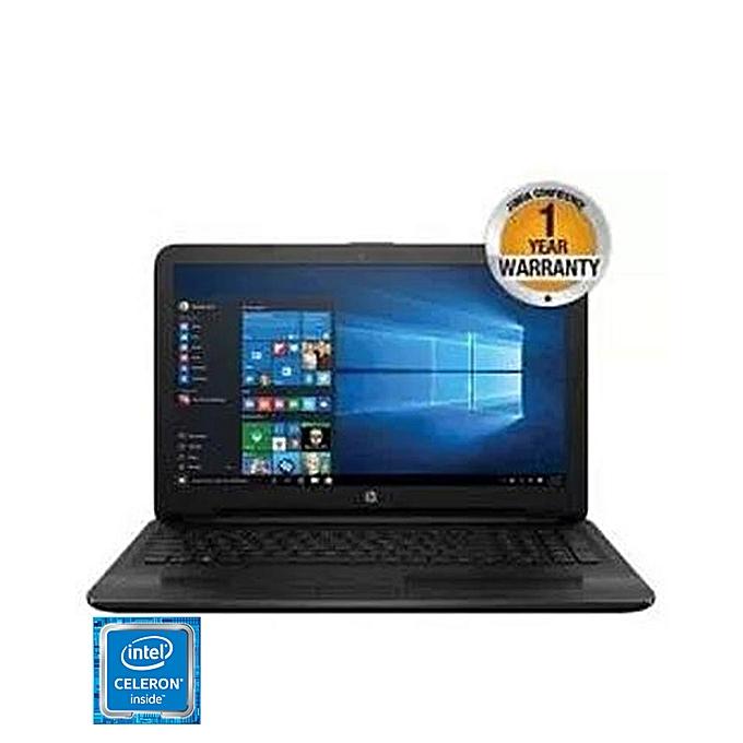 15 Intel Celeron 1.6GHz (4GB Ram,500GB HDD) 15.6-Inch Screen Windows 10