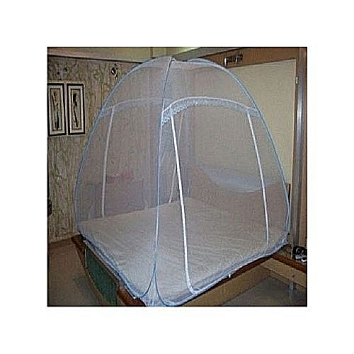 MOSQUITOES TENT NET(FOLDABLE) 7X7 BED