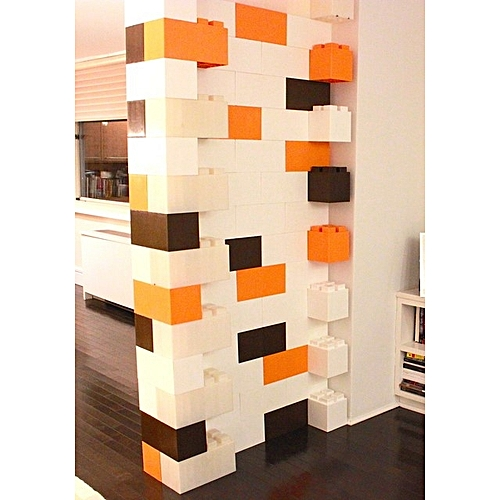 Everblock Accent Wall/Romm Divider Kit